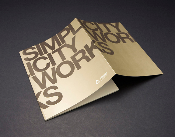 Brochures and Booklets Design Inspiration