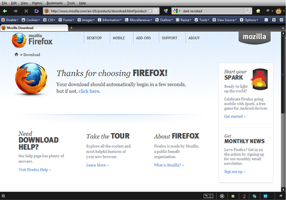 Most Popular Best Firefox Themes