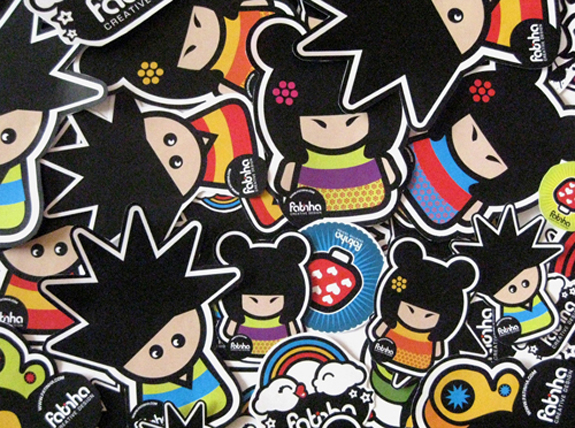 Beautiful Sticker Design Inspiration 10 Cool Stickers Design Inspiration