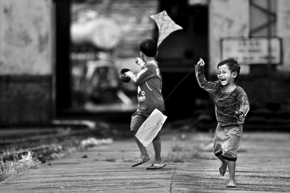 Street Kids Photography