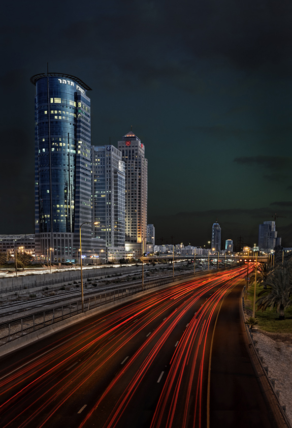 Ramat-Gan City - Urban Photo