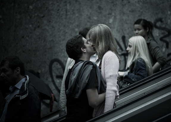 Love is Everywhere - Urban Photo