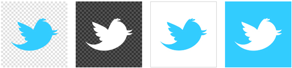 Twitter Logos and Icons