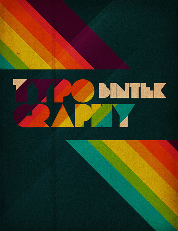Typographic Poster Design Inspiration 15 30 Typographic Poster Design Inspiration