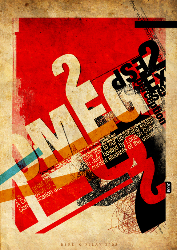 Typographic Poster Design Inspiration 22 30 Typographic Poster Design Inspiration