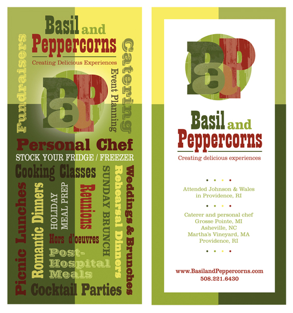 Basil and Peppercorns - Graphics
