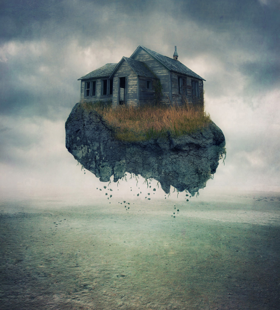 Mer's Home - Conceptual Photo