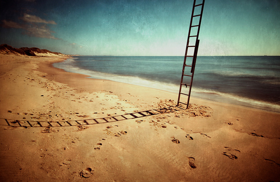 Escapism - Conceptual Photo