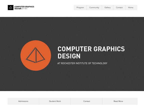 Circular Elements in Web Design
