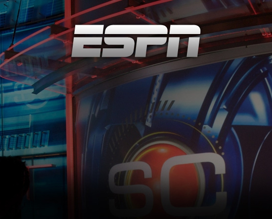 ESPN - Youtube Background Layout