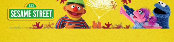 Sesame Street - Youtube Background