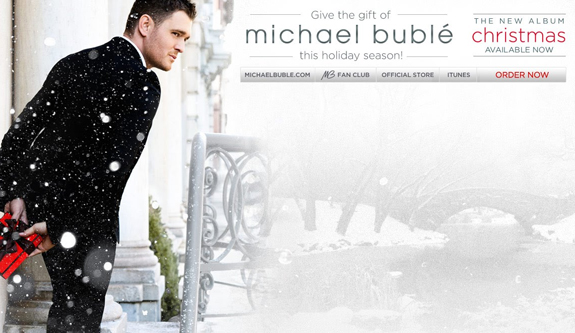 Michael Bublé - Youtube Background
