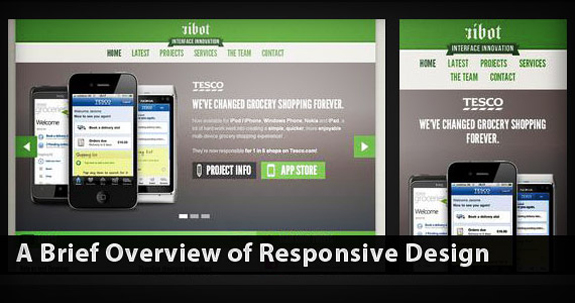 A Brief Overview of Responsive Design