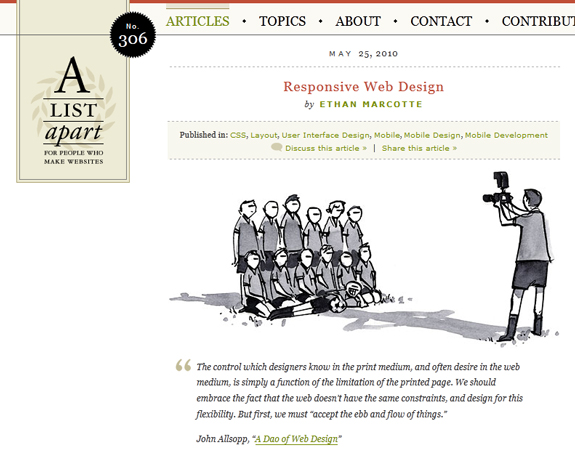 Responsive Web Design Examples Templates and Frameworks 19 Responsive Web Design Tools, Techniques, Templates and Frameworks