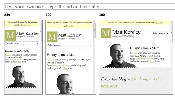 Responsive Web Design Examples Templates and Frameworks 20 Responsive Web Design Tools, Techniques, Templates and Frameworks