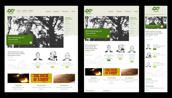 Do Lectures - Responsive Web Design