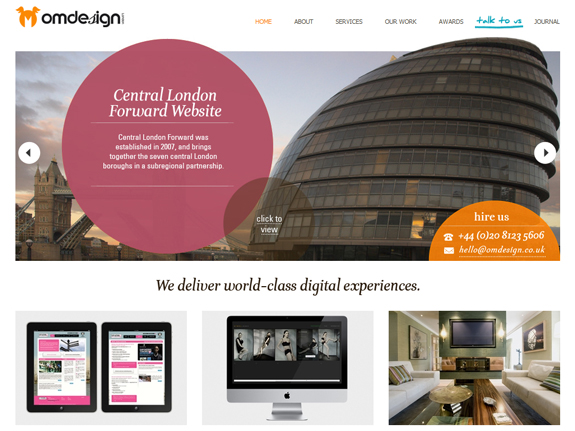 Web Design Project 02 Set the Tone of Your Website Design Project