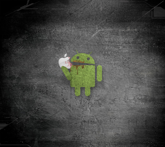 Grunge Android Wallpaper