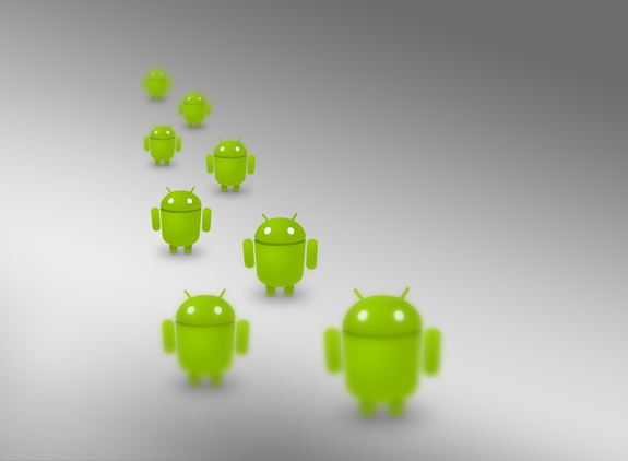 Android Wallpaper Character