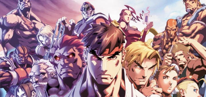 Street Fighter II 6 Cover