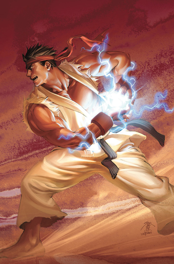 Ryu - Street Fighter Character