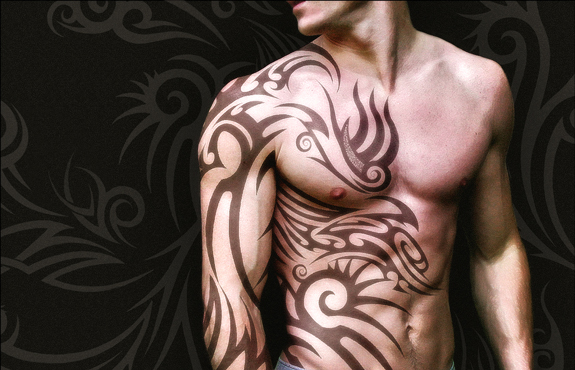 The amazing Awesome design of hebrew tattoo ideas photograph