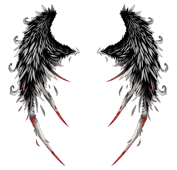 Wings: Tattoo Design