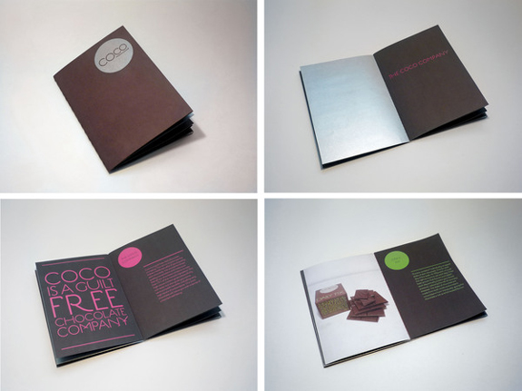 Booklet Design Ideas