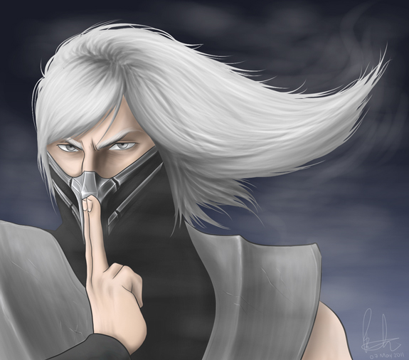Smoke -Mortal Kombat