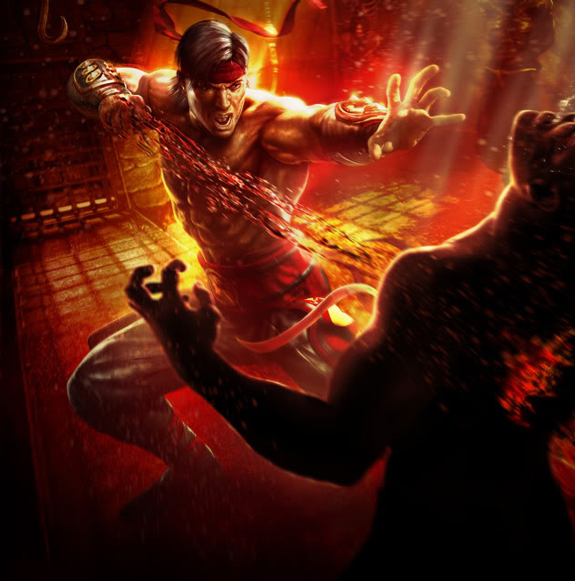 Liu Kang - Mortal Kombat Wallpaper