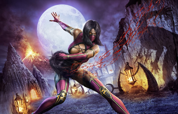 Mileena - MK Wallpapers