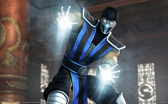 Sub Zero - Mortal Kombat Wallpaper