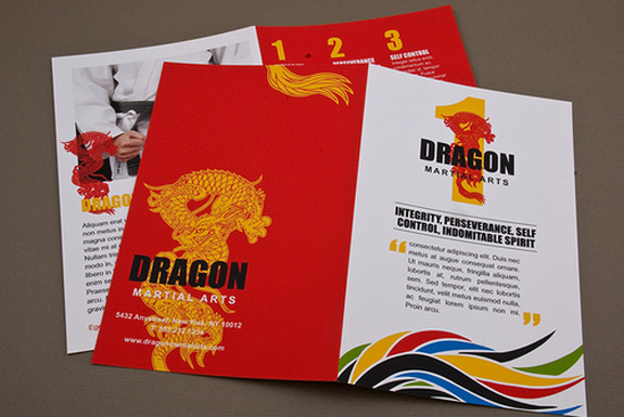 Creative Brochures Designs