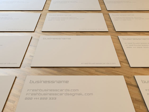 Free Business Card Template 03 59 Useful Business Card Templates