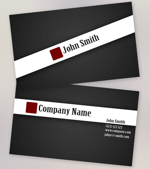 Free Business Card Template 07 59 Useful Business Card Templates