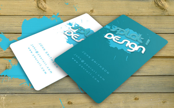 Free Business Card Template 10 59 Useful Business Card Templates
