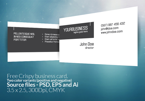 Free Business Card Template 13 59 Useful Business Card Templates