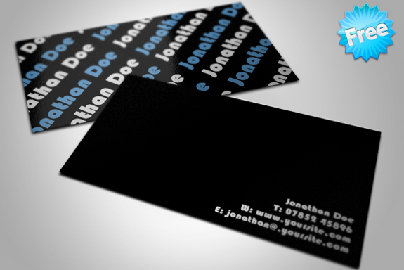 Free Business Card Template 17 59 Useful Business Card Templates