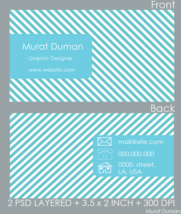 Free Business Card Template 21 59 Useful Business Card Templates