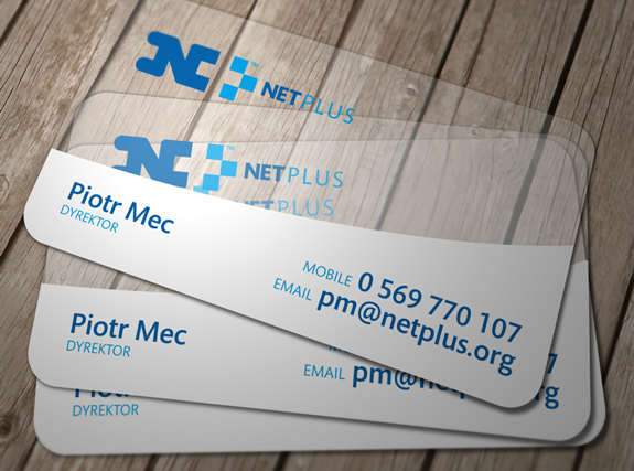 clear plastic business cards design 25 25 Clear Plastic Business Cards Design