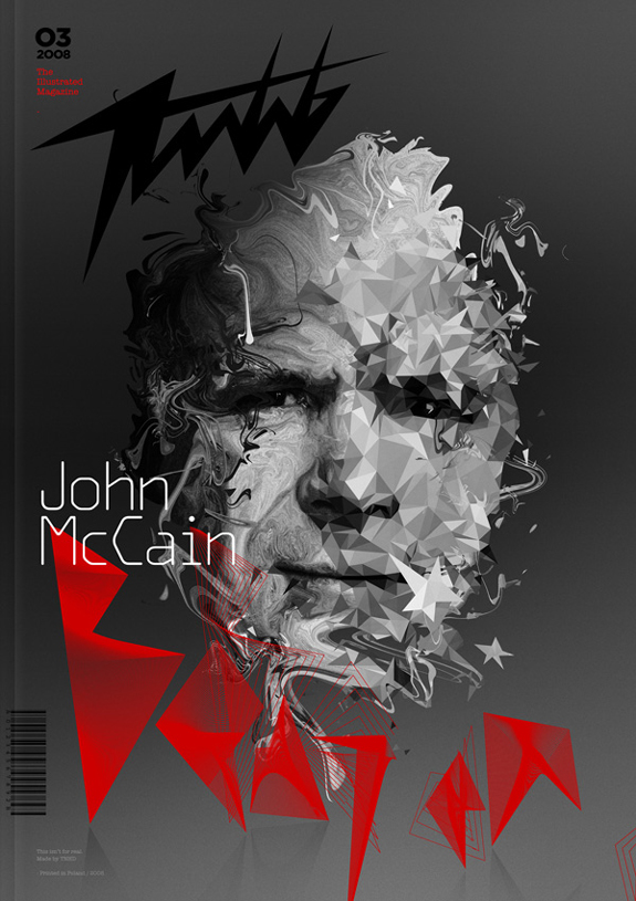 Creative Magazine Covers Designs
