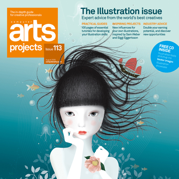 Magazine Design Cover