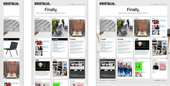 Responsive Web Designs Example