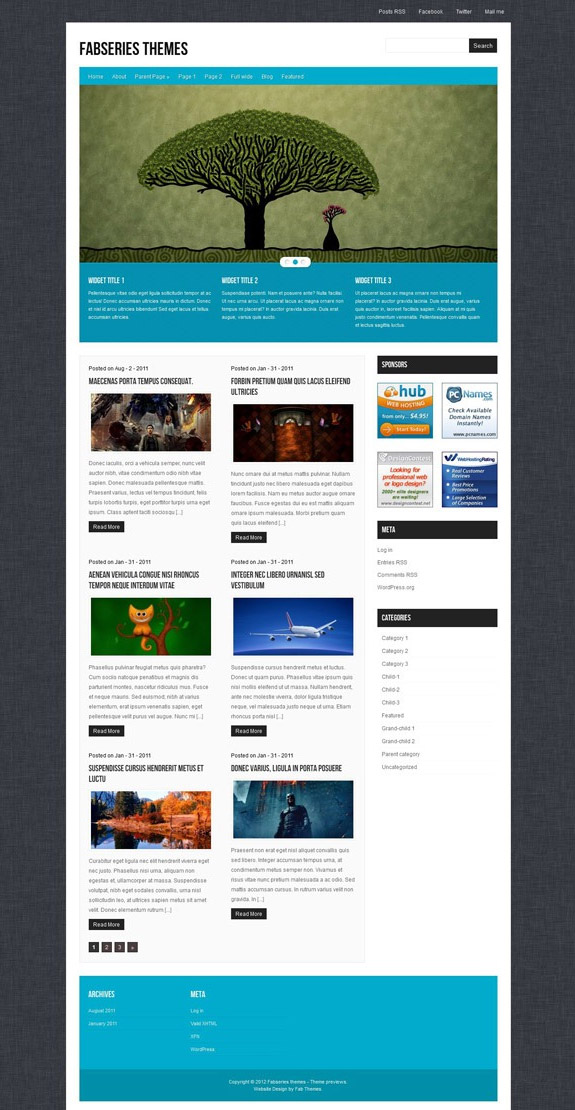 Best Minimal WordPress Theme