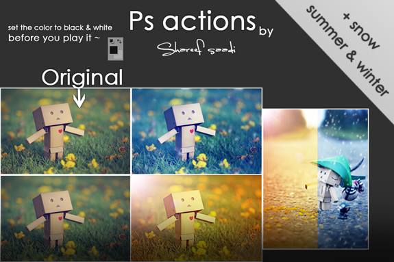 Free Photoshop Actions For Photographers 09 Free Photoshop Actions For Photographers