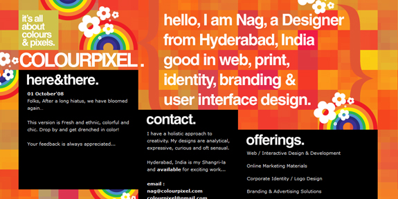 Web Design Color Scheme
