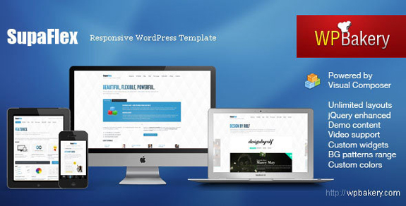 WordPress Business Theme