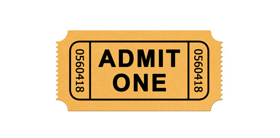 Ticket Template