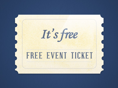 ticket template 07 Beautiful Collection of Ticket Template