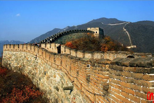 Famous Places - Great Wall of China, Egypt